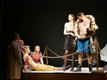 Der Boxer - Junges Theater