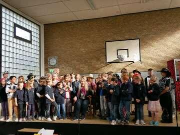 Schulmusical in Hemslingen