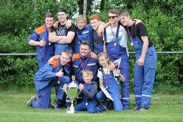 Kreiswettbewerb der Jugendwehren