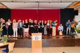 Abschied Mayrberger / neuer Schulleiter