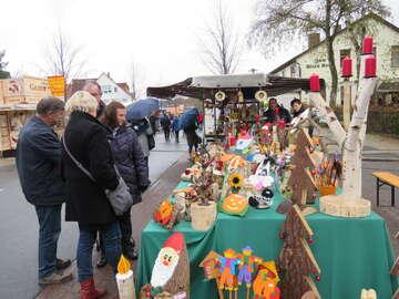 Martinsfest in Oyten