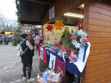 Weihnachtsmarkt in Oyten