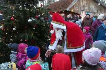 Weihnachtsmarkt Hellwege