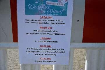 Dorffest Wittorf