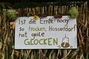 Erntefest Hassendorf