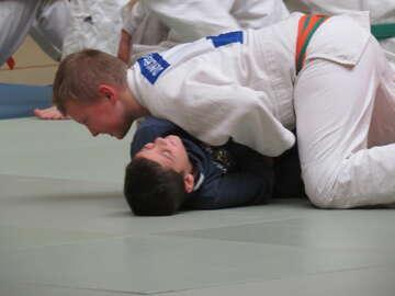TSV Bassen: 40 Jahre Judo