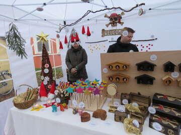 Weihnachtsmarkt in Otterstedt