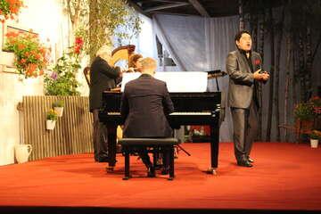 Oper und Operette in Waffensen