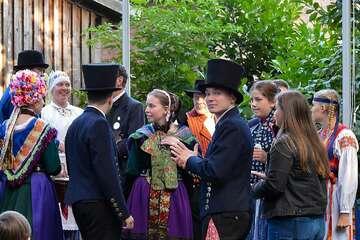 Eröffnung des Beeke-Festivals