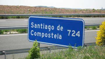 Pilgerweg nach Santiago