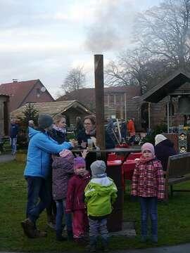 Wilde Weihnacht in Bothel