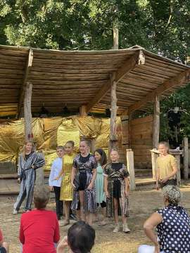Kinder machen Theater